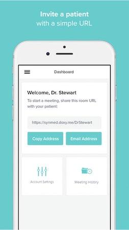 Doxy.me - Patient Invites
