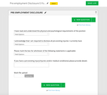 MyRecruitment+ e-forms