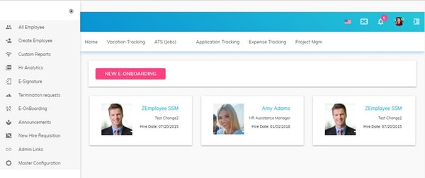 CommonOffice e-onboarding