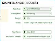 Maintenance Care Word order