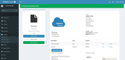 Matters.cloud Invoice creation