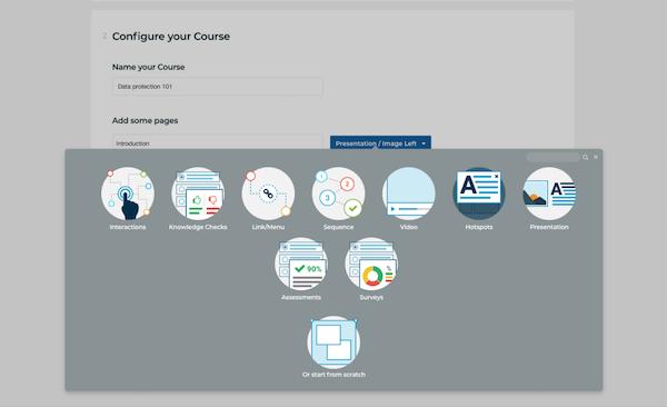 Elucidat Course Workflow
