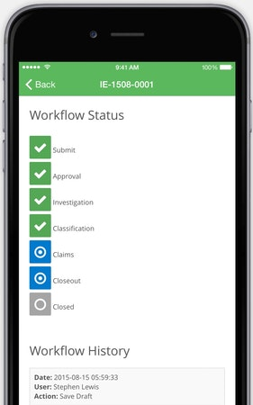 Configurable workflows