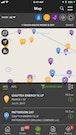 Enverus mobile interface