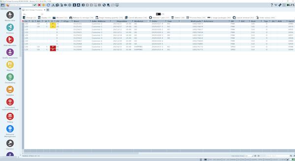 EPG LFS Order Monitoring