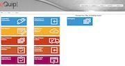 eQuip! asset life cycle management screenshot