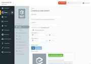 Eventcube create new event