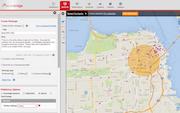 Everbridge Mass Notification geotargeting
