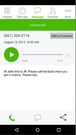 eVoice voicemail