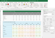 OfficeReports Excel ribbon tab
