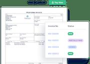 IncoDocs invoice document template