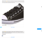 Discount Coupon Sender coupon claim sequence screenshot