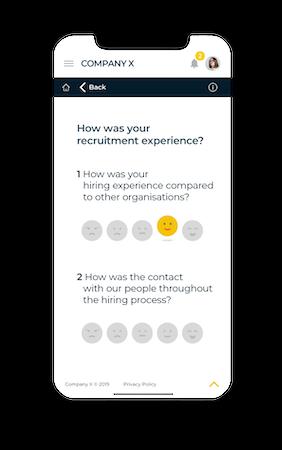 Talmundo recruitment questionnaire