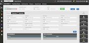 Accountri work order management screenshot