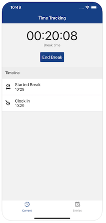 flair.hr time tracking