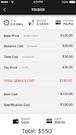 Elluminati E-Delivery invoice