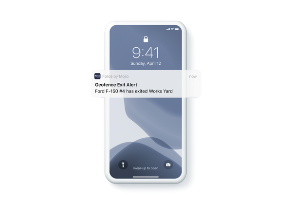 Get important alerts to your smartphone