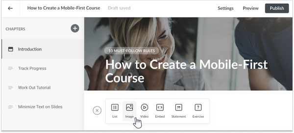iSpring Course Creation Tutorial
