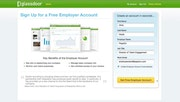 Glassdoor free employer account