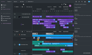 ftrack Studio projects and users