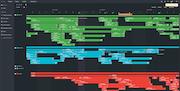 ftrack Studio team schedule