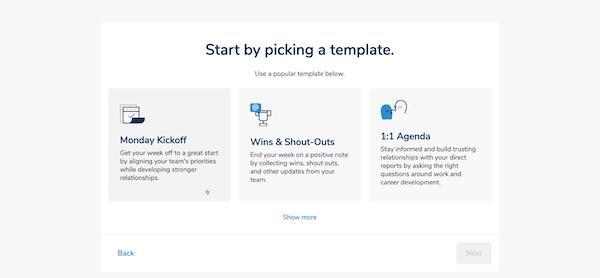 Humble Dot templates