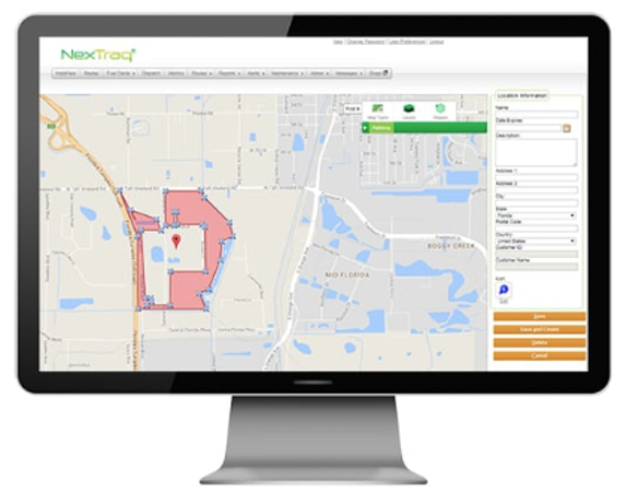 GeoFencing & Mapping