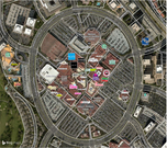 LandVision geographic maps screenshot