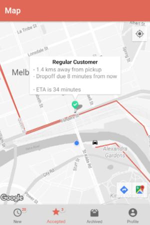 GetSwift route optimization