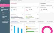 Goodera Impact global summary statistics
