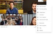 Google Meet - Google Meet Meeting Options