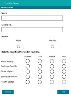 GoSurvey election survey