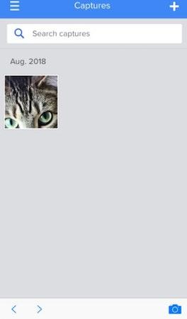 Gyazo captured screenshots