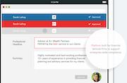 Hearsay Social platform