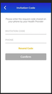 HealthArc invitation code