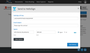 HelloSign API integration with WebMerge