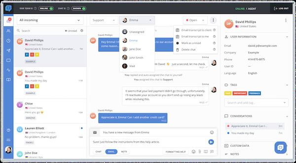 Help Desk/Inbox
