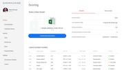 HES Loan Origination Software scoring