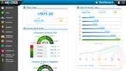 HEXOSS Sales Dashboard