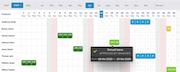 HRnest holiday planner