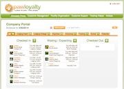 Pawloyalty homepage