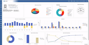 JAMIS ERP Human Resources Dashboard