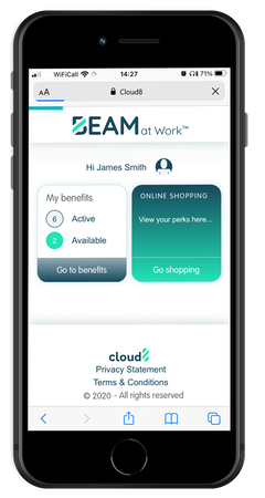 Beam at Work Mobile