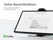 iLobby Visitor-Based Workflows