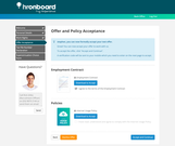 HROnboard offer acceptance