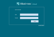 Albatross Cloud login