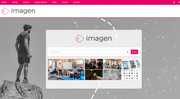 Imagen search functionality