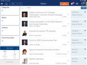 BoardMaps meeting matters screenshot