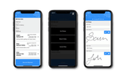 Included driver mobile app