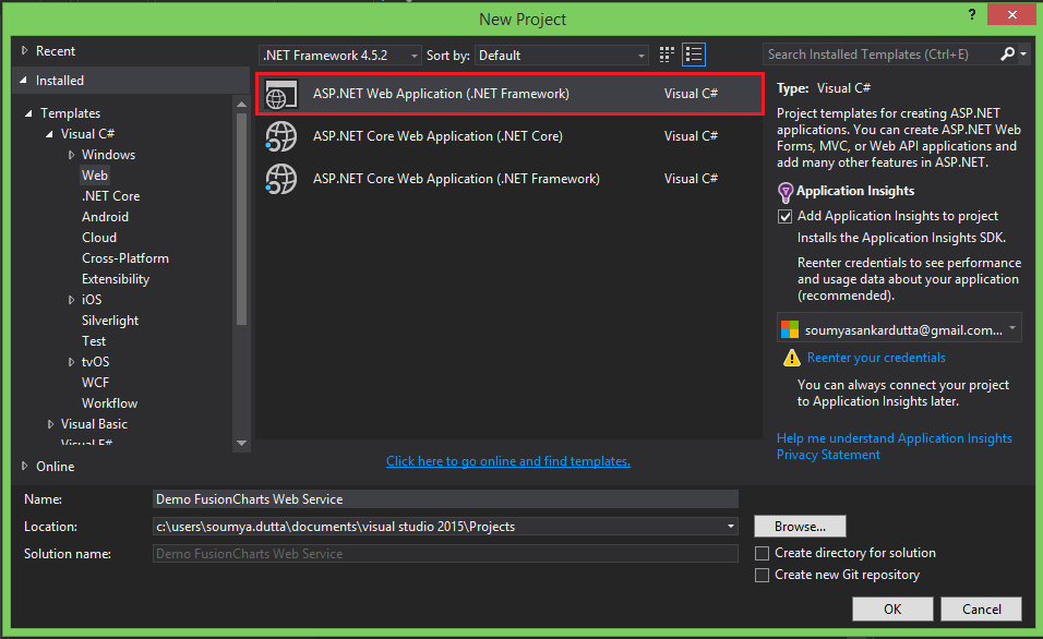 Integration with .net